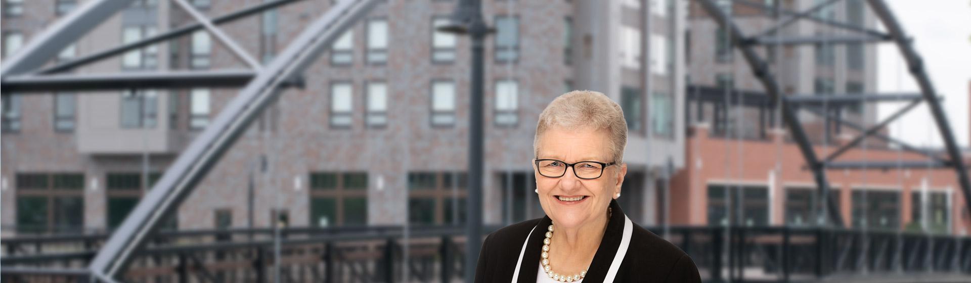 Banner photo of Paula S. Dzialowy