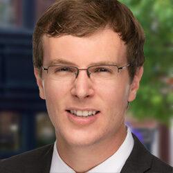 Portrait photo of Benjamin E. Streckert