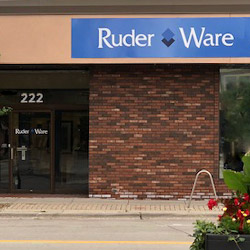 Ruder Ware Green Bay WI location