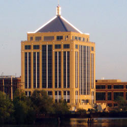 Dudley Tower in Wausau WI